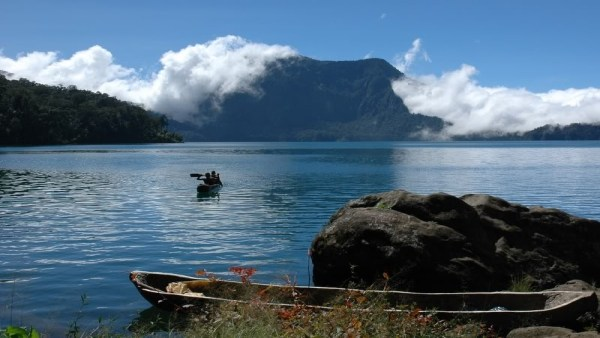 Danau Gunung Tujuh, Jambi (Foto: belantara indonesia)