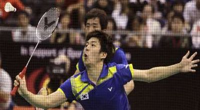 Lee Yong-dae. (foto: Reuters)
