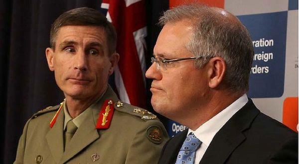 Jenderal Angus Campbell (kiri/Foto: SMH)