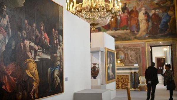 Pameran benda seni curian di Roma, Italia (Foto: news)