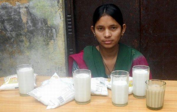 Manju Dharra, wanita yang mengidap penyakit langka, Achalasia. (Foto: Oddity Central)