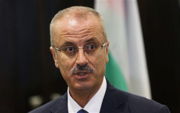 PM Palestina Rami Hamdallah. (Foto: Telegraph)