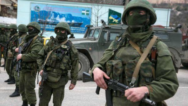 militer Ukraina (Foto:Reuters)