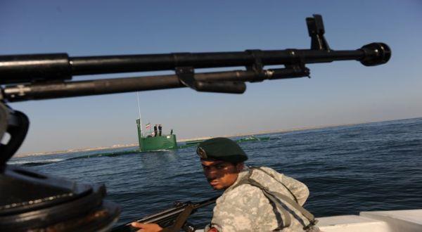 Angkatan Laut Iran, bagian kekuatan militer Iran (Foto: AFP)