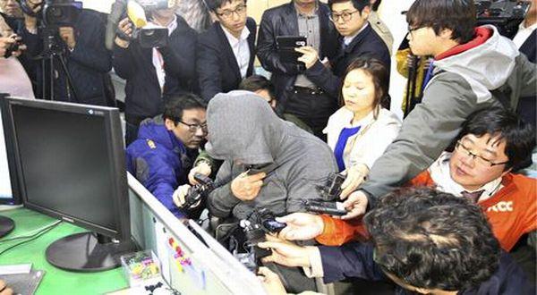 Kapten Kapal Sewol, Lee Soon-Jeok (Foto: Reuters)