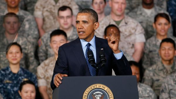 Presiden AS Barack Obama. (Foto: AP)