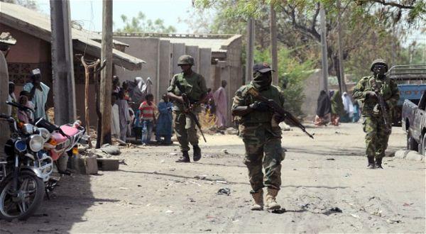 Militan Boko Haram (Foto: AFP)