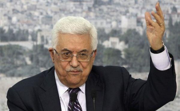 Presiden Palestina  Mahmoud Abbas (Foto:Reuters)