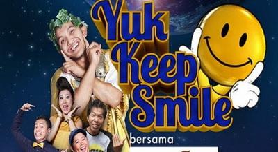 Yuk Keep Smile akhirnya dihentikan tayangannya oleh KPI