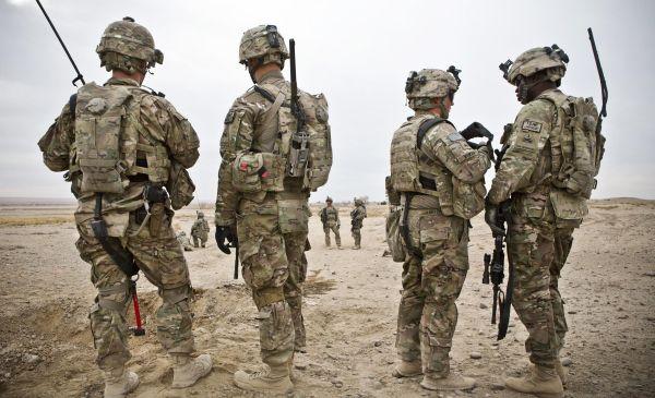 Krisis Keamanan Irak, AS Kirim Pasukan Tambahan
