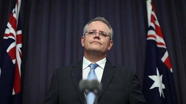 Menteri Imigrasi Australia Scott Morrison (Foto:Canberra Times/ Alex Ellinghausen)