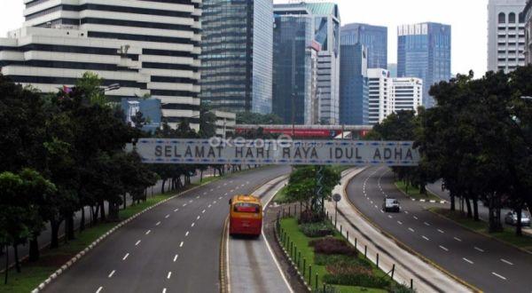 Jakarta Berawan, Bogor Hujan