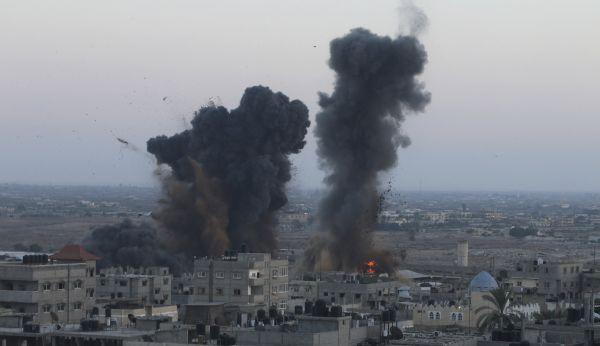Serangan Israel kepada wilayah Palestina tewaskan 51 orang (Foto:Reuters)
