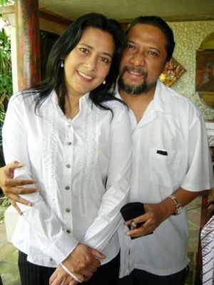 Jamal Mirdad Ogah Ribut dengan Lydia Kandou (Foto: Okezone)