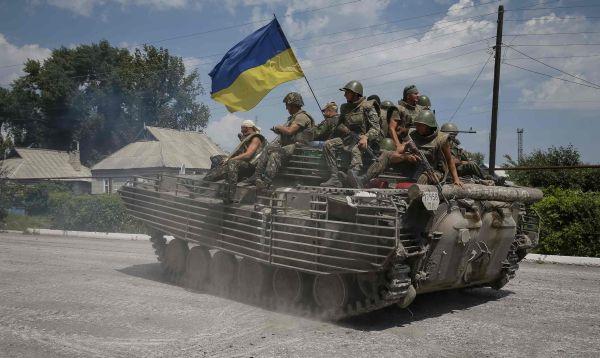 Ilustrasi serang basis separatis, pesawat Militer Ukraina hilang kontak (Foto: Reuters)