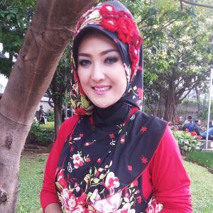 Model seksi ini lebih ikhlas di Ramadan (Foto: Menda)