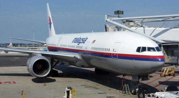 MH17 Ubah Rute untuk Hindari Badai Petir (Foto: Reuters)