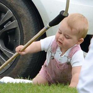 Pangeran George sudah bisa jalan (Foto: Contactmusic)