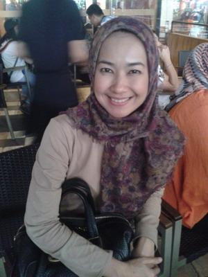 Alya Rohali Silaturahmi Lebaran Singkat (Foto: Okezone)