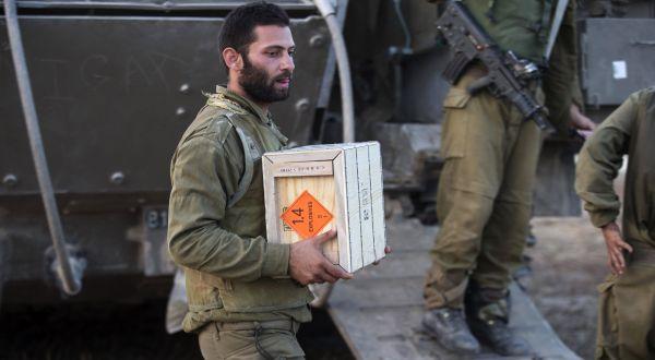 Pasukan Israel bersiap serang Gaza (Foto: Reuters)