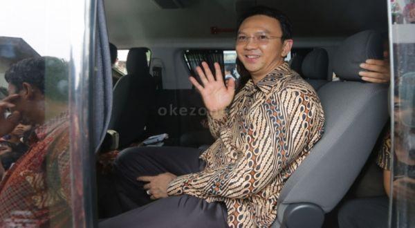 Ahok Usul Eks Wali Kota Blitar Jadi Wagub DKI