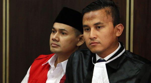 Jadi terdakwa kasus penipuan, UGB dapat pengamanan ekstra? (Foto: Arief)