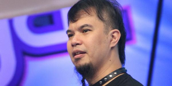 Ahmad Dhani (Foto: Egie/Okezone)