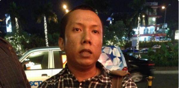 Ciri-ciri pria penipu modus casting Hanung palsu (Foto: Twitter)