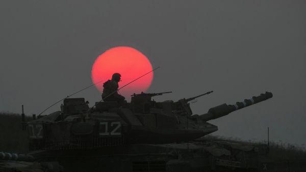 Militer Israel (Foto:Reuters)