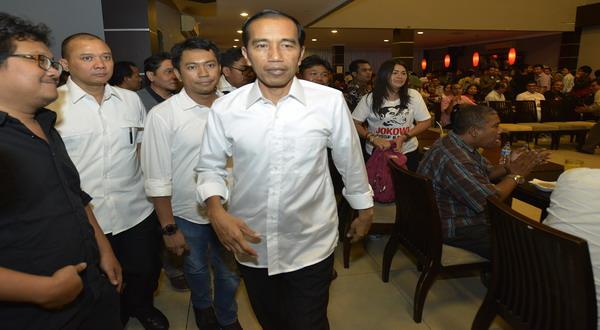 Jokowi: Buat Apa Larang Orang Datang ke Jakarta