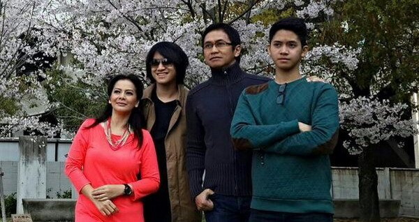 Kevin Aprillio Kaget Nama Ayahnya Muncul Sebagai Calon Menteri (Foto: Twitter)