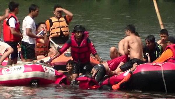 Korban Tenggelam di Situ Ditemukan Tewas Berpelukan