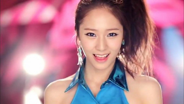 Krystal f(x) Bangga Jadi Lawan Main Rain di My Lovable Girl (Foto: Allkpop)