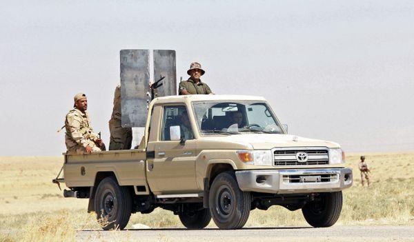 Tentara Kurdi (REUTERS)
