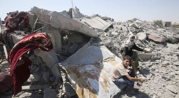 PBB: pemulihan Gaza capai Rp94,1 triliun (Foto: Reuters)