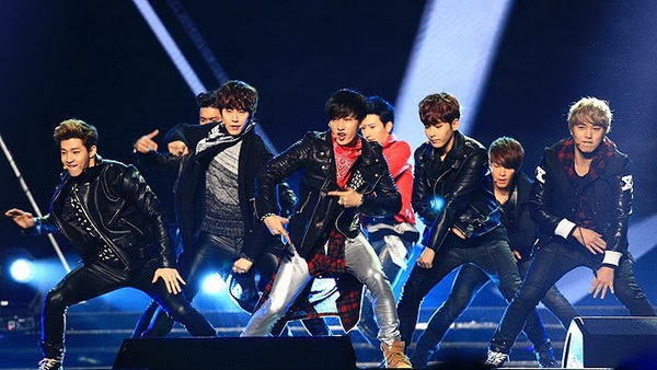 Super Junior Comeback Sebelum Super Show 6