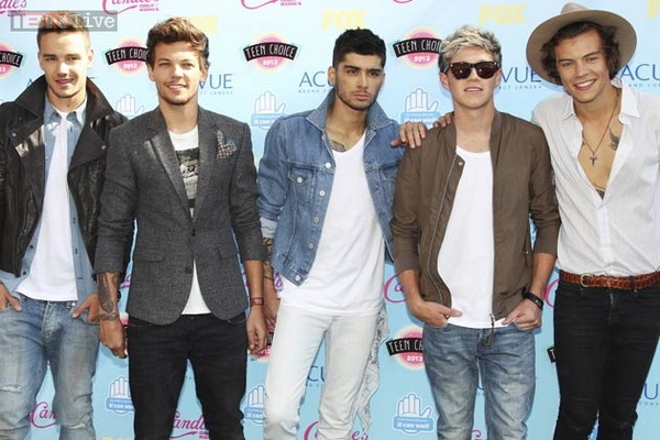 One Direction Takut Album Barunya Gak Laku