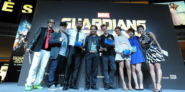 Guardians of The Galaxy Siap Rajai Bioskop Indonesia