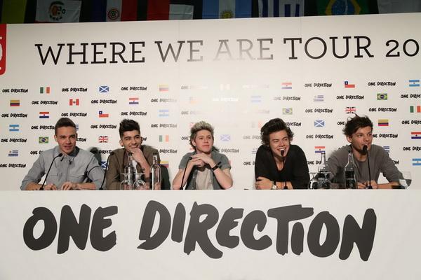 One Direction Diyakini Bubar Usai Rilis Dua Album