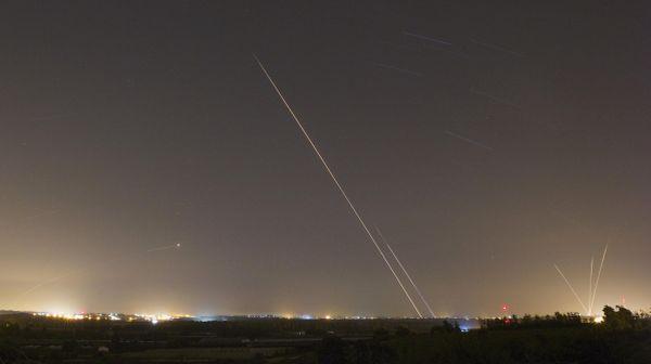 50 Roket Hamas Terjang Israel (Foto:Reuters)