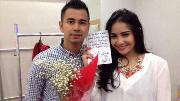 Pernikahan Raffi Ahmad & Nagita Capai Rp3 M?