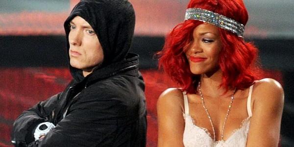 Eminem Pernah Bercinta dengan Rihanna?