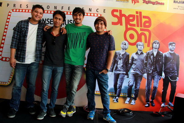 Sheila On 7 Masih Bermimpi Go International
