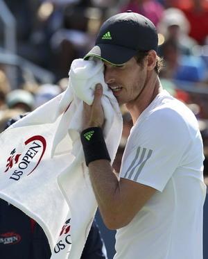 Sempat Alami Cedera, Murray Beruntung Bisa Lolos