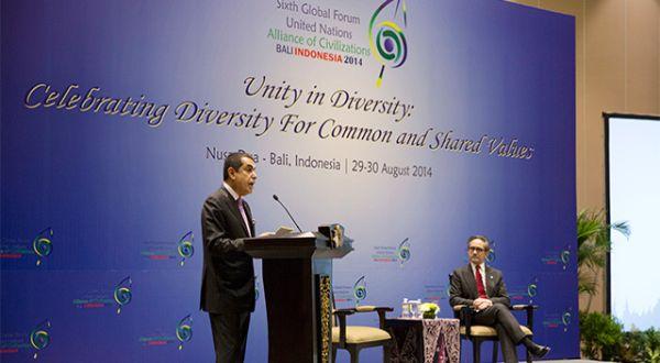 Forum Internasional UNAOC ke-6 Resmi Dibuka di Bali