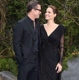 Jadi Suami Angelina Jolie, Brad Pitt Pamer Cincin Kawin