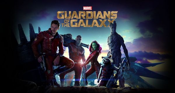 Guardians of the Galaxy, Film Tersukses Sepanjang 2014