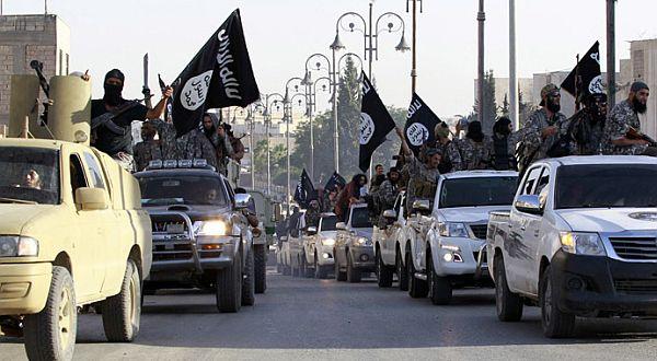 Kelompok militan ISIS. (Foto: Reuters)