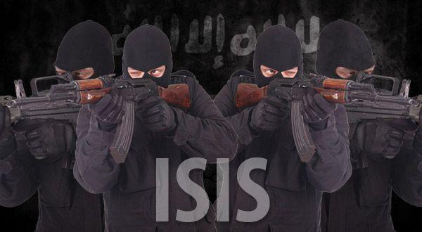 Pesan ISIS untuk PM Inggris (ilustrasi Okezone)