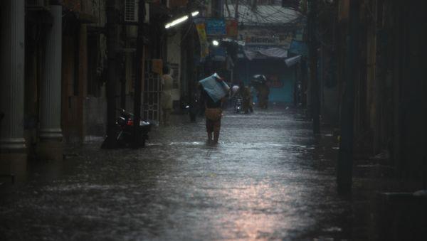 9 WNI Terjebak Banjir di India